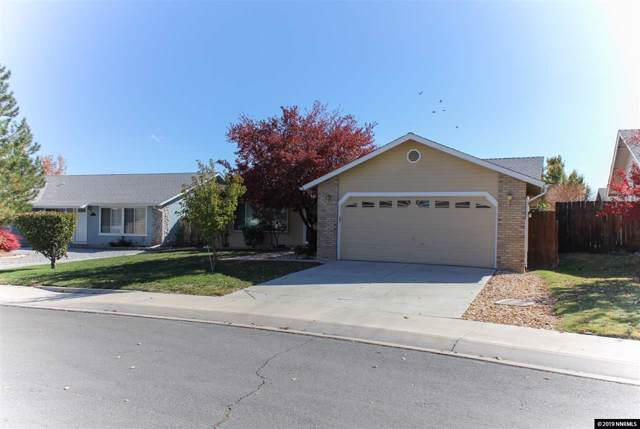 1135 Northfield Drive, Carson City, NV 89706 (MLS #190015967) :: Vaulet Group Real Estate