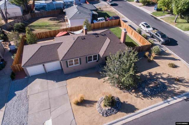 98 Raymond Drive, Reno, NV 89503 (MLS #190015971) :: Chase International Real Estate