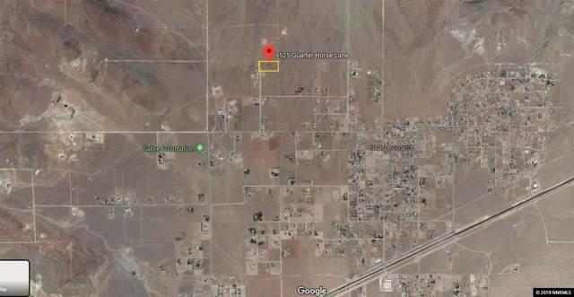 9525 Quarter Horse Lane, Stagecoach, NV 89429 (MLS #190015974) :: Northern Nevada Real Estate Group