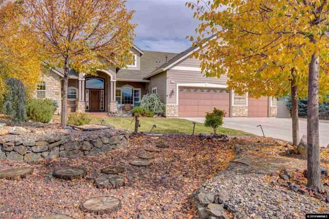 1676 Chiquita Cir, Minden, NV 89423 (MLS #190015992) :: Vaulet Group Real Estate
