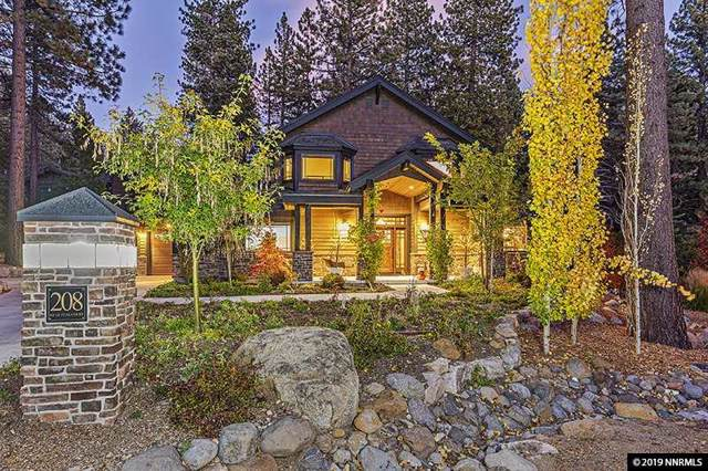 208 Rifle Peak, Incline Village, NV 89451 (MLS #190015996) :: Ferrari-Lund Real Estate