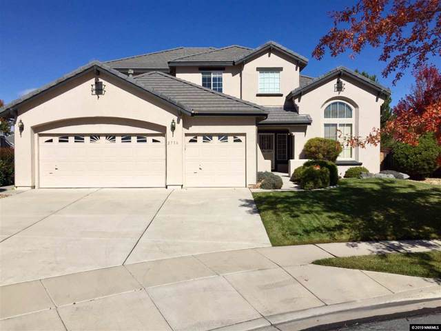 2716 Hamm Court, Sparks, NV 89436 (MLS #190015997) :: Ferrari-Lund Real Estate