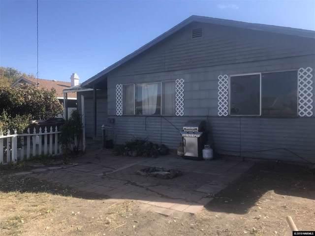 1269 E Fifth, Carson City, NV 89701 (MLS #190016015) :: L. Clarke Group | RE/MAX Professionals