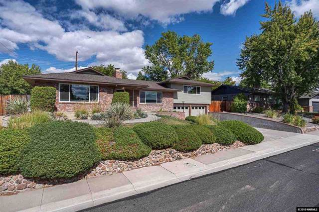 595 Sunnyside Drive, Reno, NV 89503 (MLS #190016021) :: Chase International Real Estate