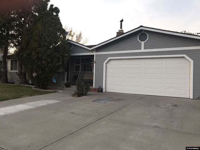 604 Jeanell Drive, Carson City, NV 89703 (MLS #190016022) :: Harcourts NV1