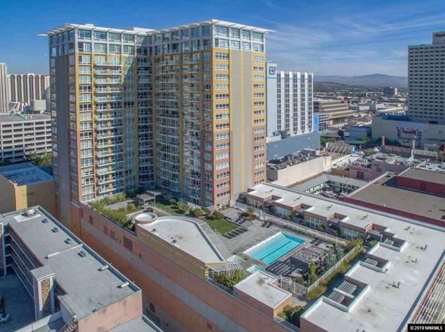 255 N Sierra St. 1207, Reno, NV 89501 (MLS #190016024) :: Joshua Fink Group
