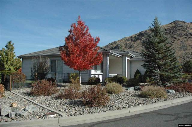 145 Coventry Dr, Carson City, NV 89703 (MLS #190016028) :: Harcourts NV1