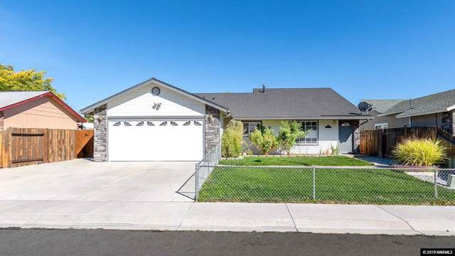 2517 Rockbridge Drive, Carson City, NV 89706 (MLS #190016037) :: Vaulet Group Real Estate