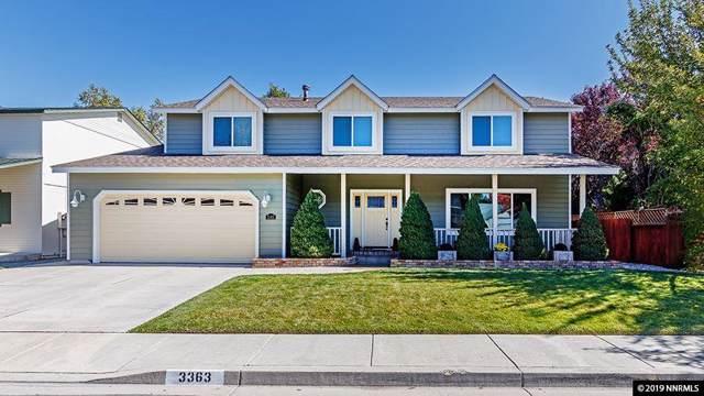 3363 Oreana Drive, Carson City, NV 89701 (MLS #190016041) :: The Hertz Team