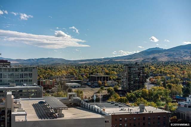 255 N Sierra Street #1604 #1604, Reno, NV 89501 (MLS #190016056) :: The Mike Wood Team