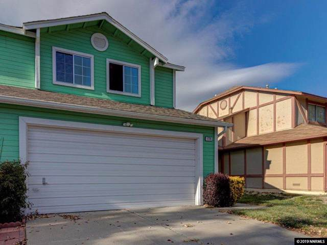1726 Round Mountain Circle, Sparks, NV 89436 (MLS #190016061) :: The Mike Wood Team