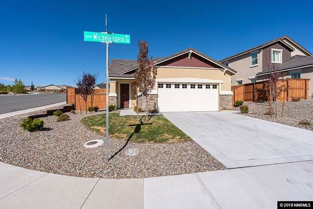 2507 Michelangelo, Sparks, NV 89434 (MLS #190016063) :: The Hertz Team