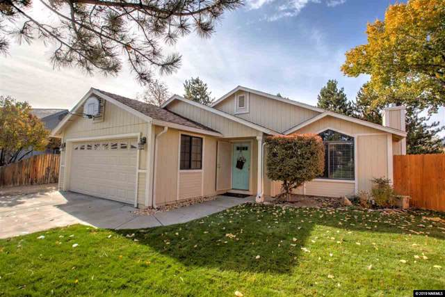 297 Lisa Way, Carson City, NV 89706 (MLS #190016067) :: Vaulet Group Real Estate