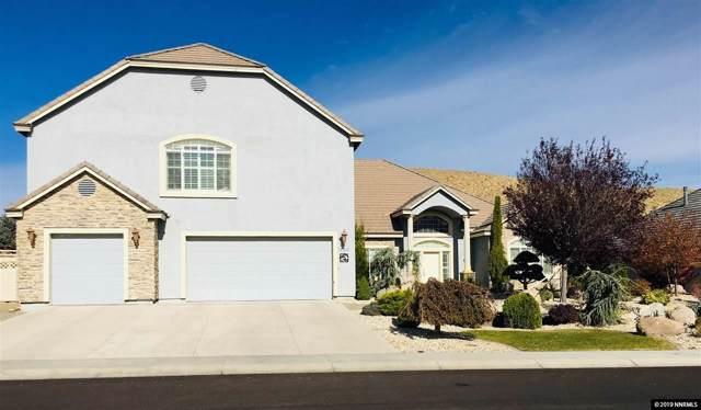 124 Denio Dr, Dayton, NV 89403 (MLS #190016073) :: Ferrari-Lund Real Estate