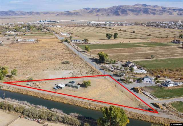 725 Stock, Fernley, NV 89408 (MLS #190016076) :: Chase International Real Estate
