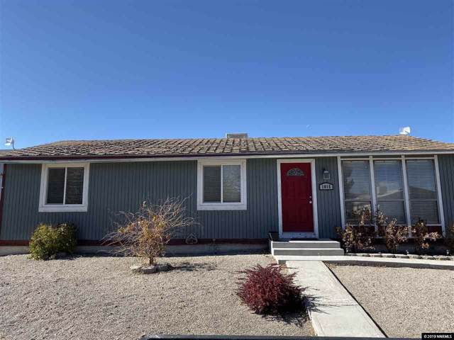 1015 Rabbitbrush Ln, Tonopah, NV 89049 (MLS #190016088) :: Harcourts NV1