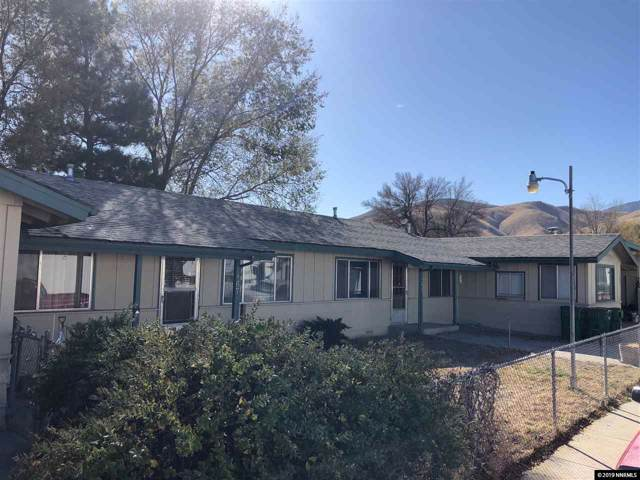 465/467 Industrial Park, Carson City, NV 89701 (MLS #190016094) :: The Hertz Team