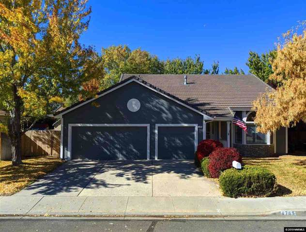 4765 Pinesprings Dr, Reno, NV 89509 (MLS #190016096) :: Vaulet Group Real Estate