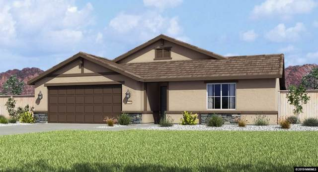 261 Orderville St, Dayton, NV 89403 (MLS #190016097) :: Vaulet Group Real Estate