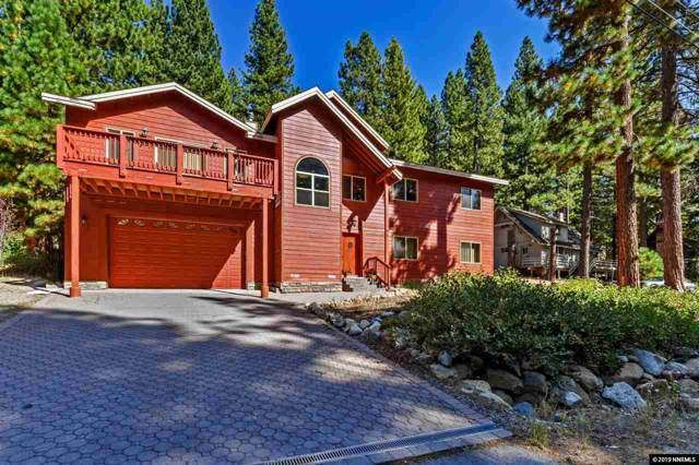 331 Winding Way, Incline Village, NV 89451 (MLS #190016109) :: Chase International Real Estate