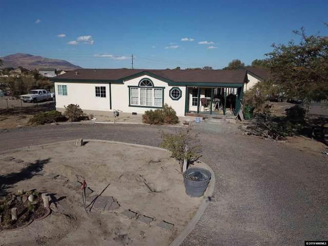 1360 Ricci Ln., Fernley, NV 89408 (MLS #190016116) :: Vaulet Group Real Estate
