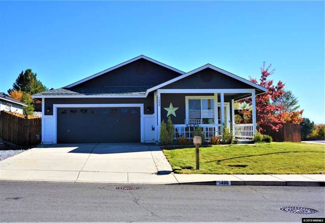 1400 Saturno Heights Drive, Reno, NV 89523 (MLS #190016138) :: The Mike Wood Team