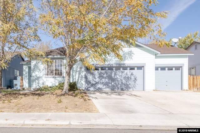 1174 Mountain Rose Dr, Fernley, NV 89408 (MLS #190016151) :: Vaulet Group Real Estate