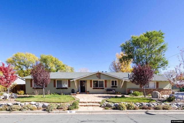 901 Sharrow Way, Carson City, NV 89703 (MLS #190016158) :: Ferrari-Lund Real Estate