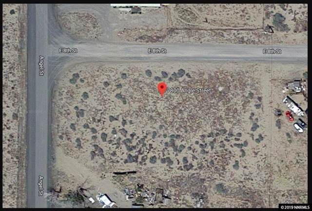 7800 Angel, Silver Springs, NV 89429 (MLS #190016178) :: Chase International Real Estate
