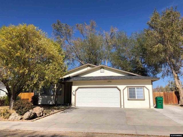 508 Shadow Lane, Fernley, NV 89408 (MLS #190016180) :: Vaulet Group Real Estate