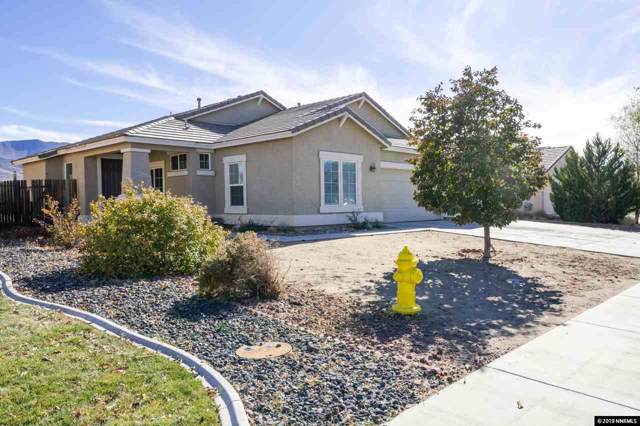 1485 Riverpark Pkwy, Dayton, NV 89403 (MLS #190016189) :: Vaulet Group Real Estate