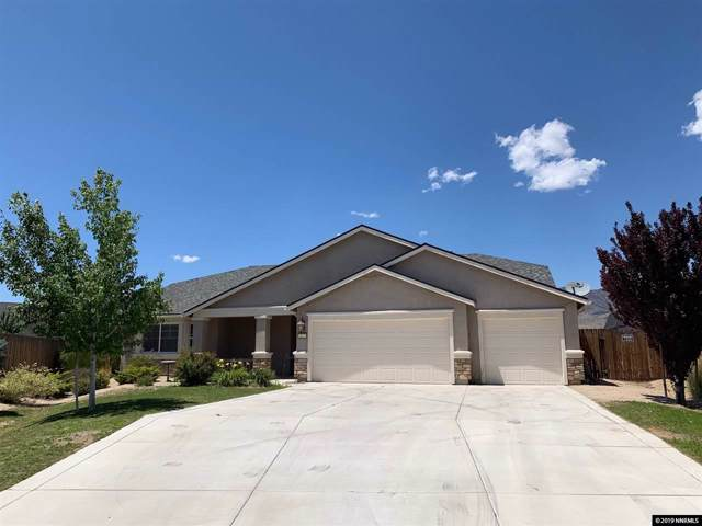 137 Bethpage Drive, Dayton, NV 89403 (MLS #190016201) :: The Hertz Team
