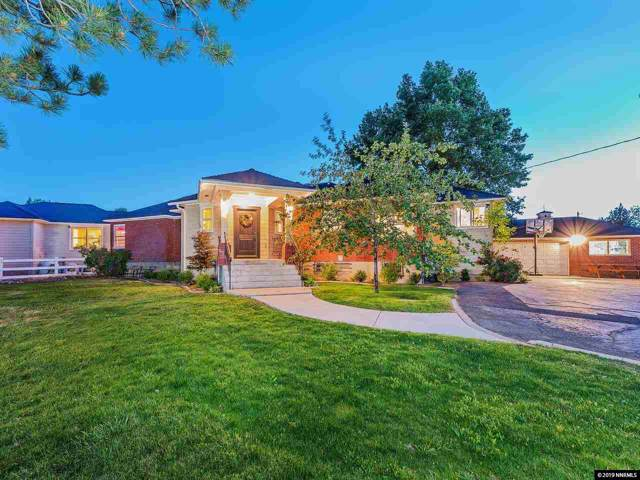 1400 W Huffaker Lane, Reno, NV 89511 (MLS #190016203) :: The Mike Wood Team