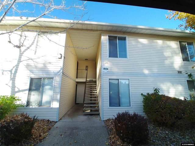 1537 Delucchi # D, Reno, NV 89502 (MLS #190016206) :: L. Clarke Group | RE/MAX Professionals