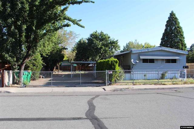 36 Bryan Circle, Carson City, NV 89701 (MLS #190016214) :: Joshua Fink Group