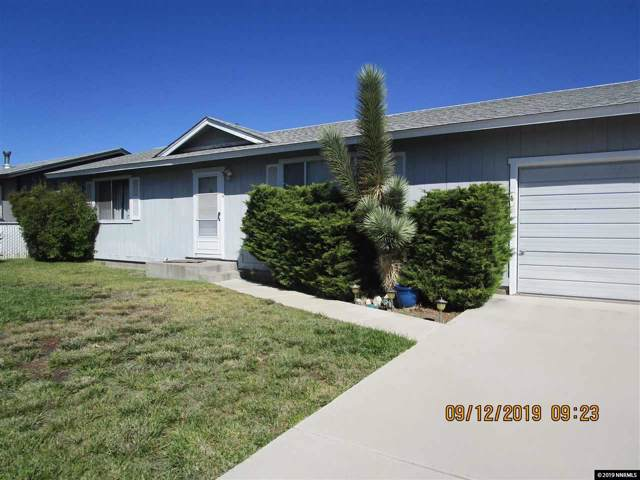 1040 Lee Avenue, Fallon, NV 89406 (MLS #190016235) :: Ferrari-Lund Real Estate