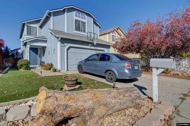 3075 Myles Dr, Sparks, NV 89434 (MLS #190016247) :: The Mike Wood Team