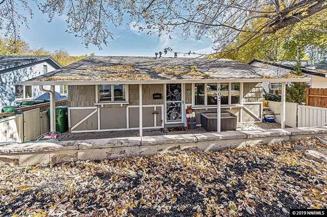 605 Thompson Street, Carson City, NV 89703 (MLS #190016248) :: The Hertz Team