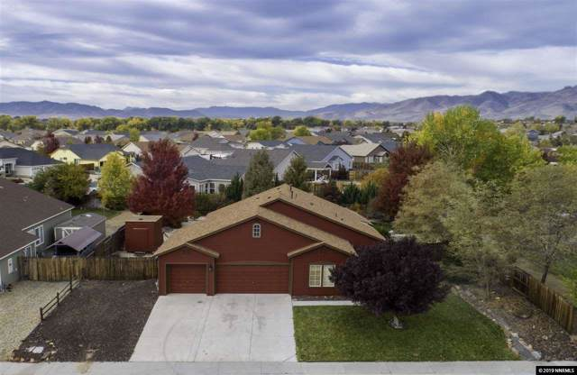 1215 Daffodil, Dayton, NV 89403 (MLS #190016257) :: The Hertz Team