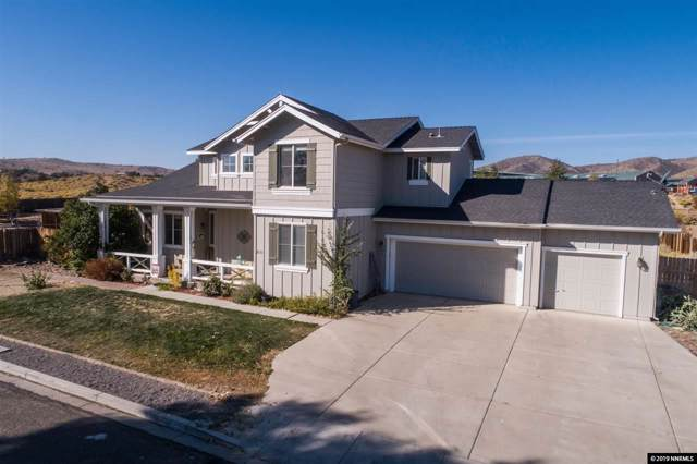 2830 Hawks View Dr, Sparks, NV 89436 (MLS #190016271) :: Northern Nevada Real Estate Group