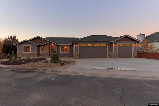 1191 Liberty Court, Carson City, NV 89703 (MLS #190016272) :: Vaulet Group Real Estate