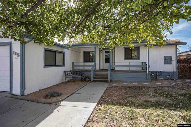 185 Ave De La Couleurs, Sparks, NV 89434 (MLS #190016277) :: The Mike Wood Team