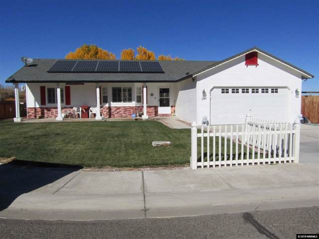 1024 Rosebud Way, Yerington, NV 89447 (MLS #190016292) :: Joshua Fink Group