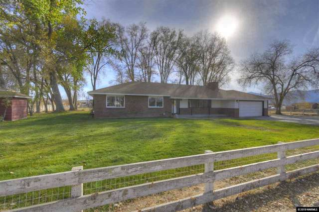 1371 Stephanie, Minden, NV 89423 (MLS #190016317) :: NVGemme Real Estate
