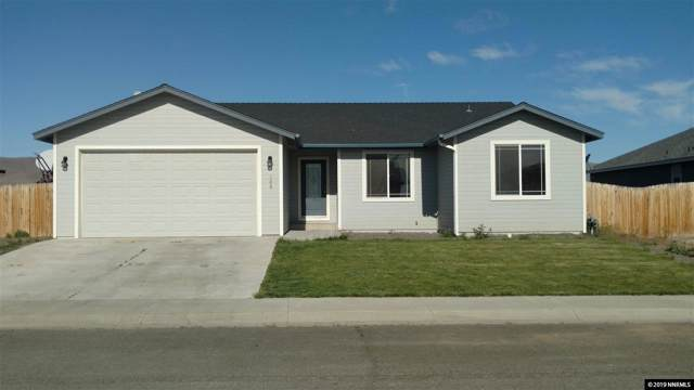 108 Sunnyside Drive, Battle Mountain, NV 89820 (MLS #190016327) :: NVGemme Real Estate