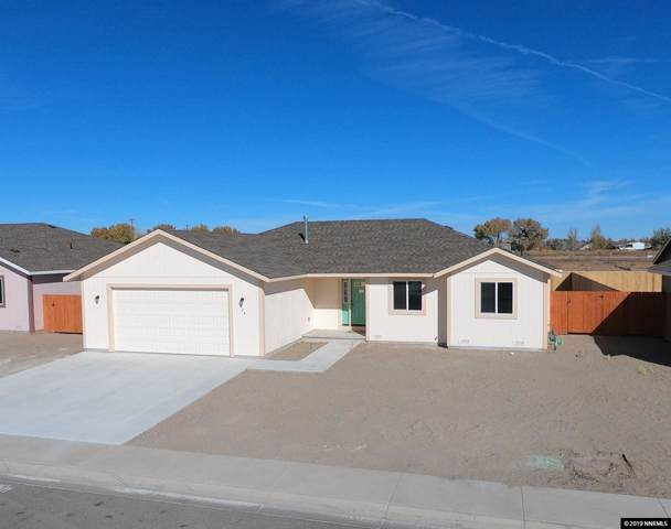 756 Megan Way, Fallon, NV 89406 (MLS #190016341) :: Vaulet Group Real Estate