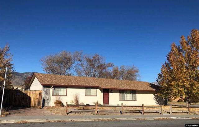 2374 Carriage Crest Drive, Carson City, NV 89706 (MLS #190016357) :: Ferrari-Lund Real Estate