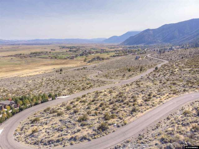 2542 Eagle Ridge Road, Genoa, NV 89411 (MLS #190016359) :: Chase International Real Estate