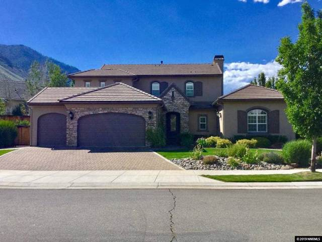 492 Daggett Creek Loop, Genoa, NV 89411 (MLS #190016362) :: Chase International Real Estate