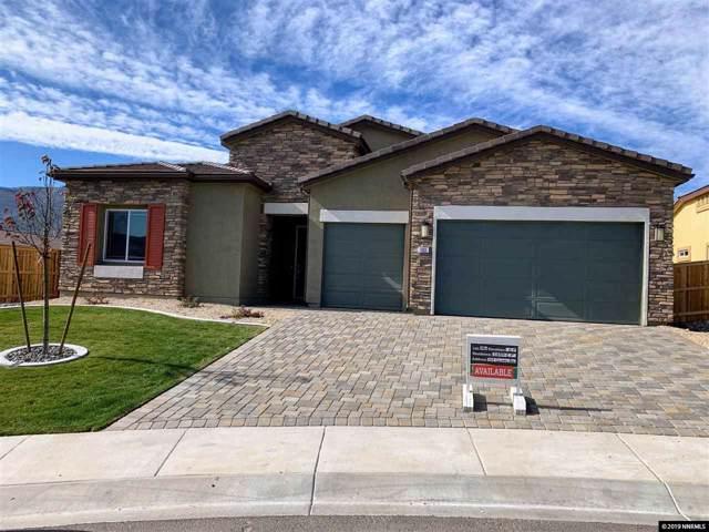 103 Cruden Bay Ct Lot 186, Reno, NV 89439 (MLS #190016383) :: Northern Nevada Real Estate Group